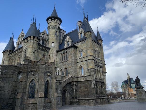 Замок Гарибальди в Самарской области-19