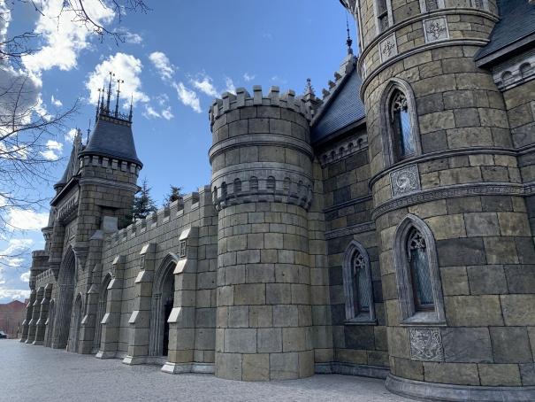 Замок Гарибальди в Самарской области-20