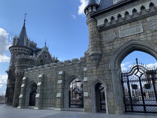 Замок Гарибальди в Самарской области-35