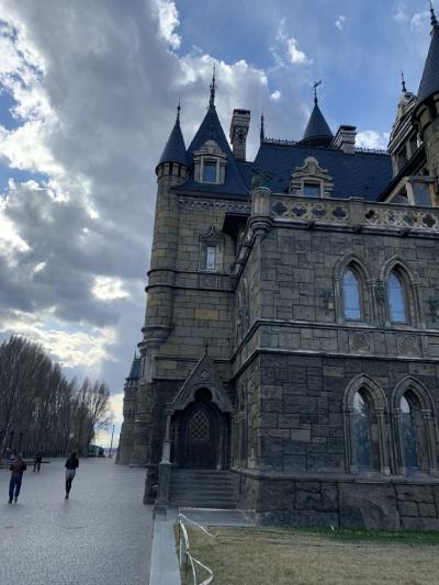 Замок Гарибальди в Самарской области-38