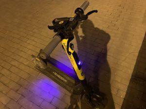 Самокат электрический, шеринг-2