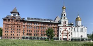 церковь в Тольятти