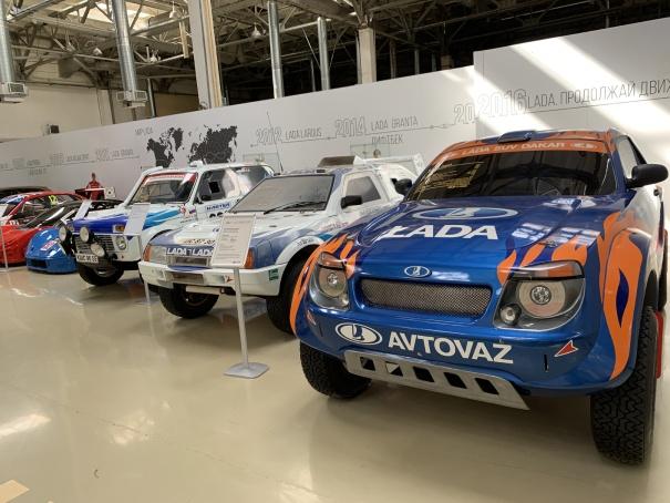 2021, Музей Автоваза-16