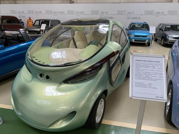 2021, Музей Автоваза-10