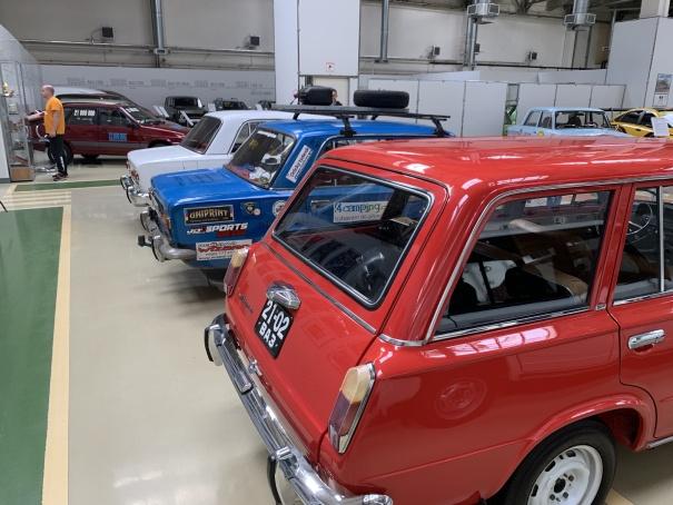 2021, Музей Автоваза-4