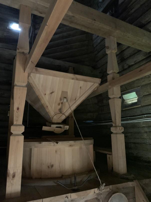 Ветряная мельница в Лермонтово-3