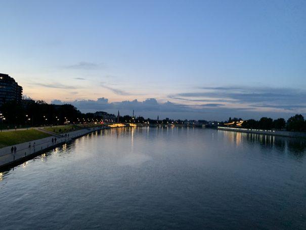 Пенза, река Сура-11