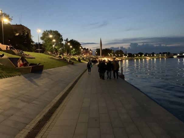 Пенза, река Сура