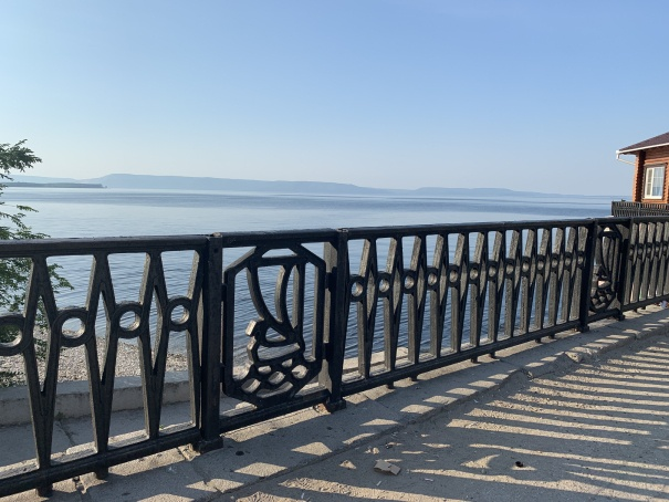 Пристань Автоград в Тольятти-4