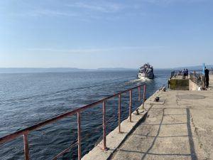 Пристань Автоград в Тольятти