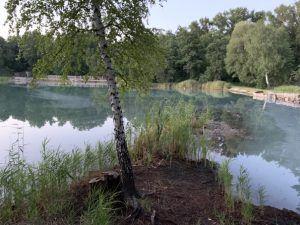 Серное озеро