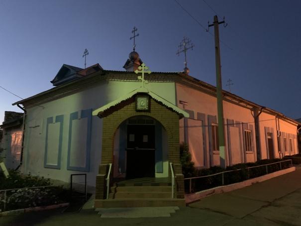 Храм в Серноводске
