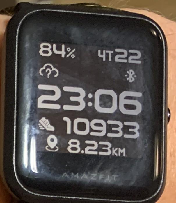 10900 шагов