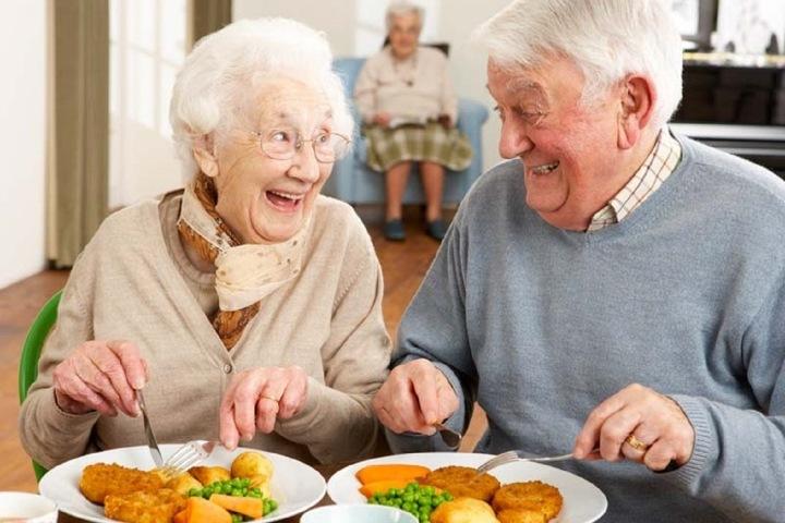 рацион питания для пенсионера