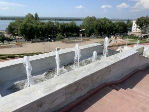 Самарский фонтан
