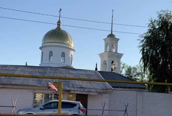 храм в Рождествено