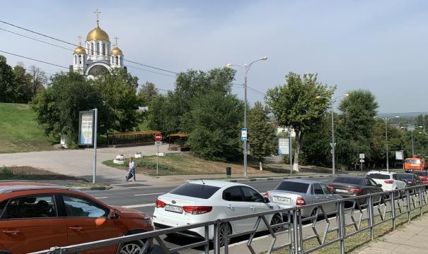 Самара, Ленинский район, улица Маяковского