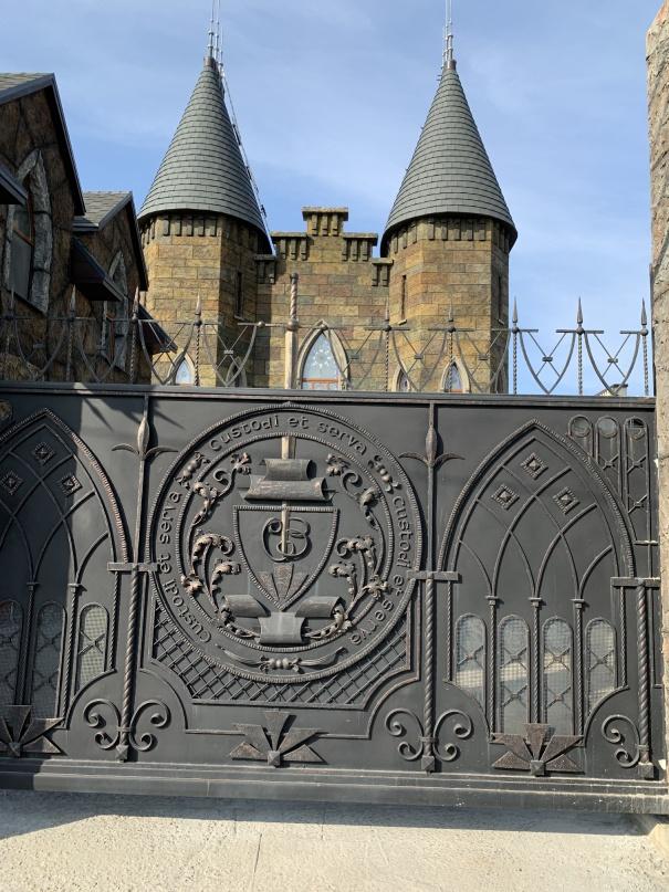 Замок в Самаре