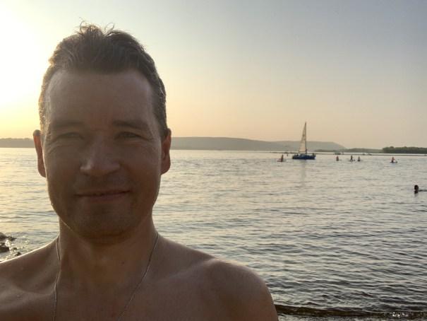 Андрей Хвостов в Студёном овраге