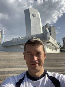 Андрей Хвостов у Ладьи