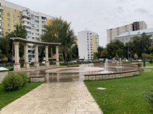 Крымская площадь в Самаре-2