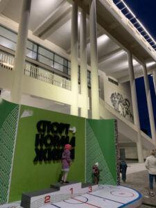 Ледовый дворец спорта в Самаре-3