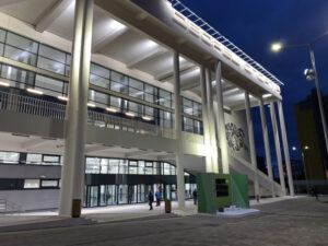 Ледовый дворец спорта в Самаре