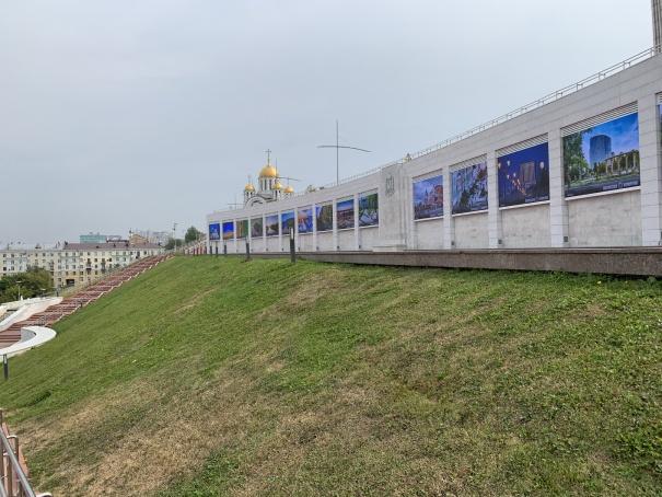 Самара в сентябре 2021